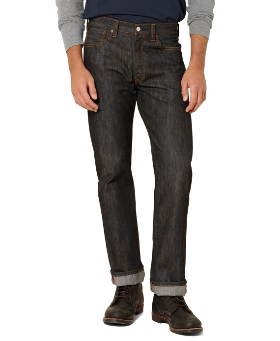 Levi's® 501 Original Fit for Brooks Brothers Gravel