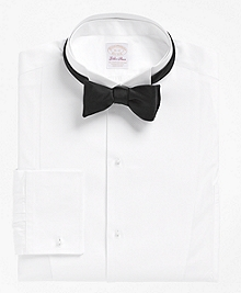 Golden Fleece® French Cuff Tuxedo Shirt With Detachable Collar
