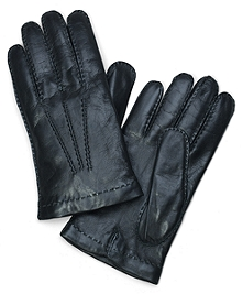 Lambskin Cashmere Lined Gloves