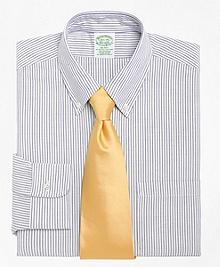 Milano Fit Stripe Dress Shirt