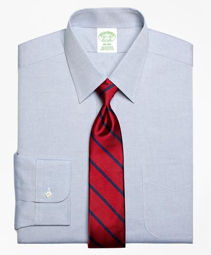 Milano Slim-Fit Dress Shirt, Forward Point Collar