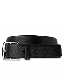 Deerskin Leather Belt