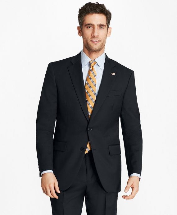 Madison Fit Two-Button 1818 Suit Navy