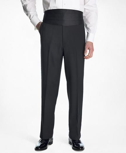 1818 Plain-Front Tuxedo Trousers