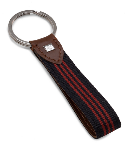Stripe Key Fob