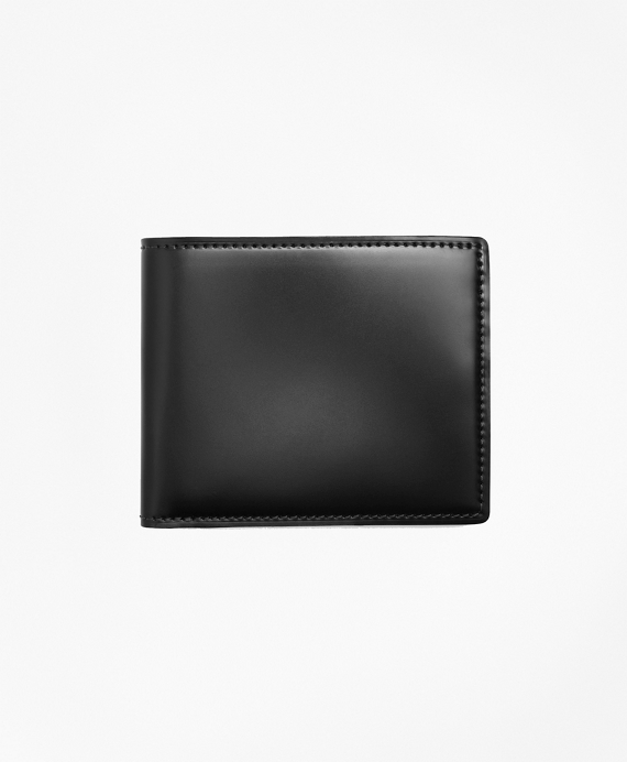 Cordovan Wallet Black