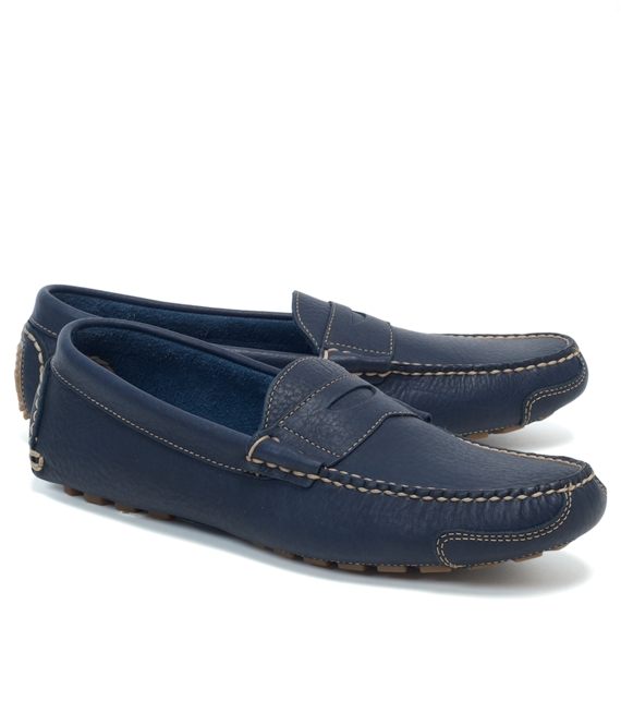 American Bison Drivers Navy