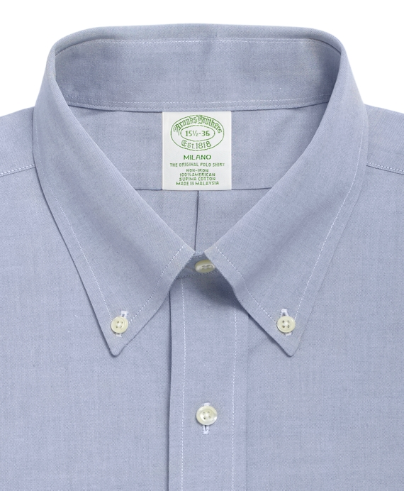 Men 39 S Non Iron Extra Slim Fit Button Down Collar Dress Shirt