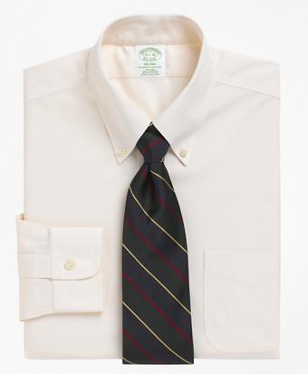 Non-Iron Milano Fit Button-Down Collar Dress Shirt