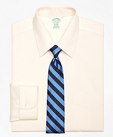 Non-Iron Milano Fit Point Collar Dress Shirt