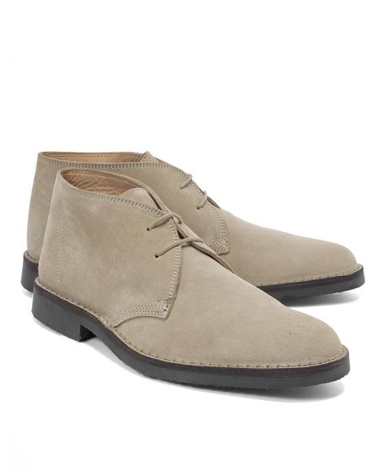 Chukka Field Boots Antique Sand