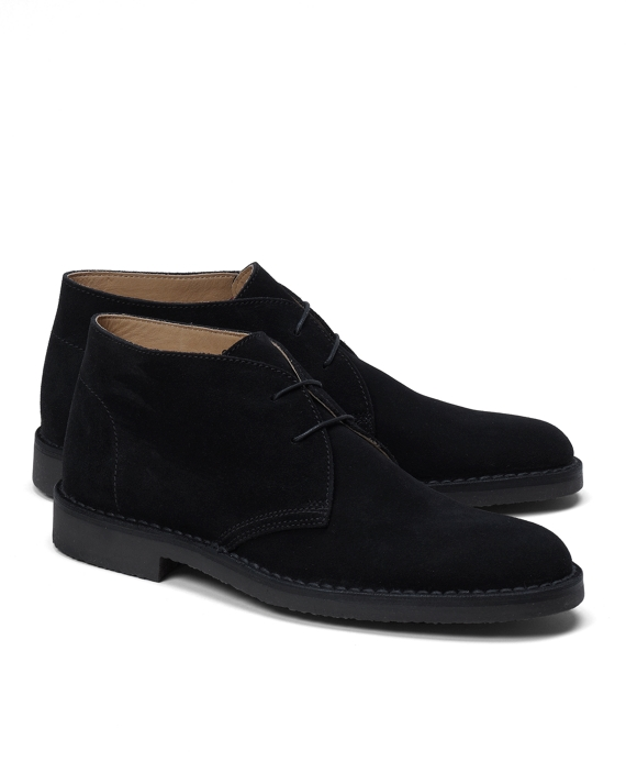 Peal & Co.® Chukka Field Boots Black
