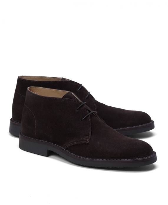 Chukka Field Boots Brown