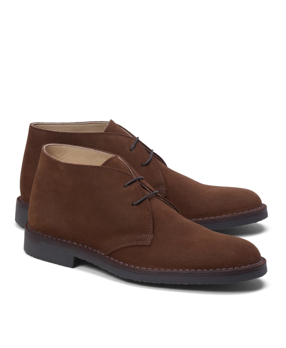 Chukka Field Boots Light Brown