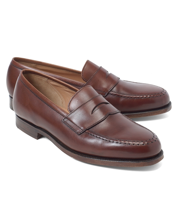 Peal & Co.® Penny Loafers Brown
