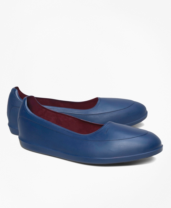 SWIMS Brand Galoshes Blue