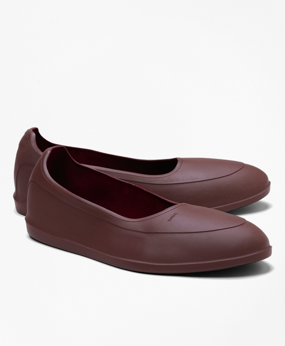 SWIMS Brand Galoshes Brown