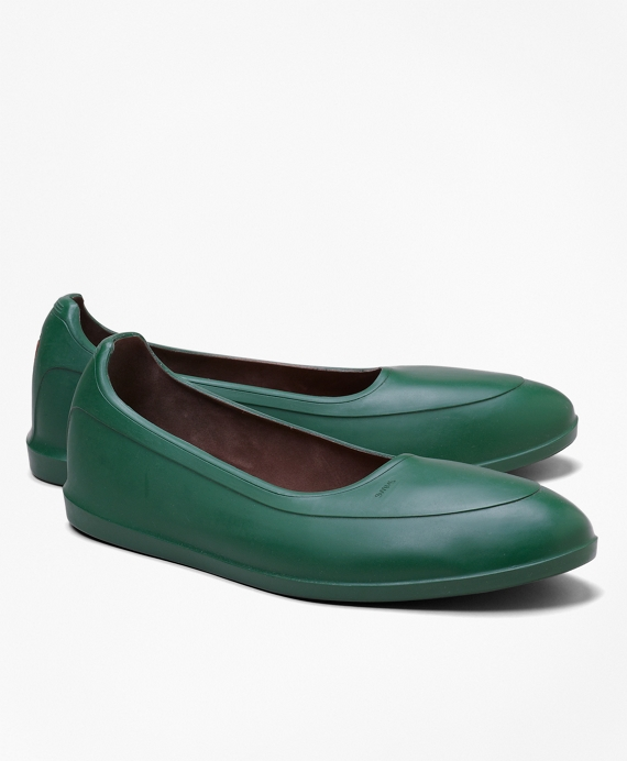 SWIMS Brand Galoshes Green