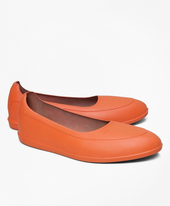 SWIMS Brand Galoshes Orange