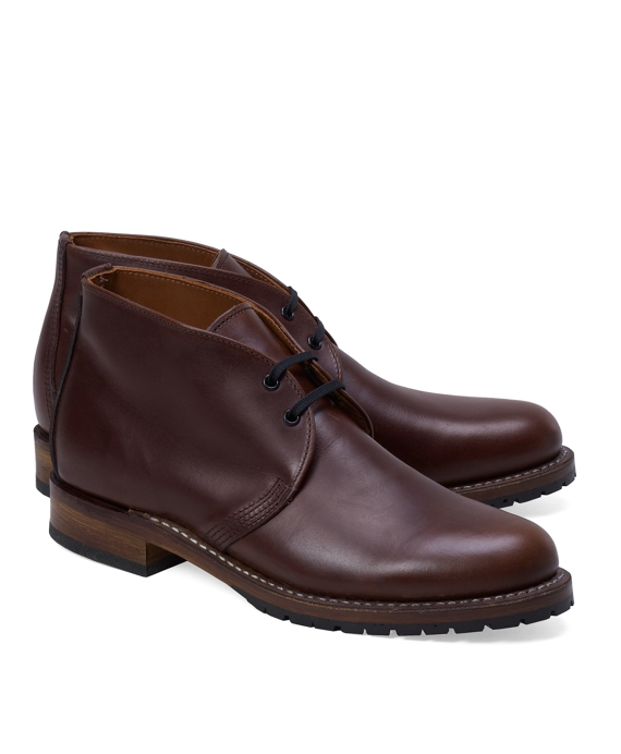 Red Wings 9017 Cigar Featherstone Brown