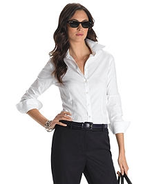 Non-Iron Tailored Fit Dress Shirt