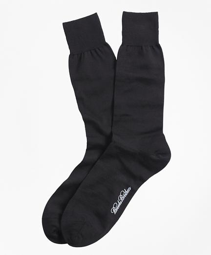 Merino Wool Jersey Crew Socks