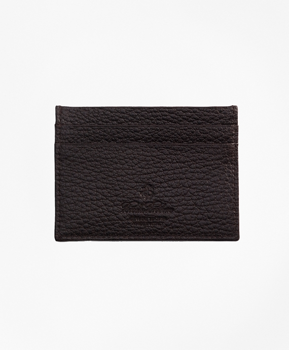 Buffalo Slim Card Case Black