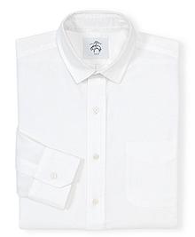 Black Fleece Narrow Collar Shirt