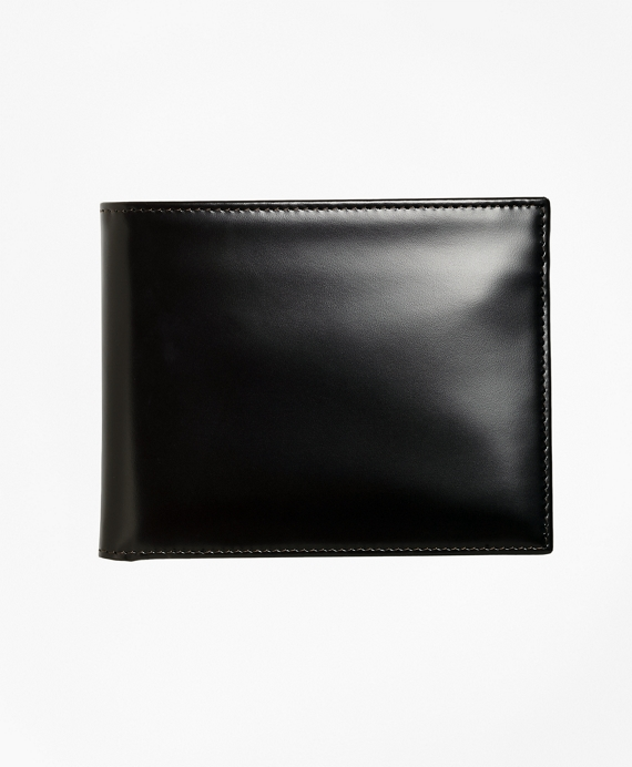 French Calfskin Wallet Black