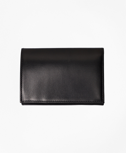 French Calfskin Trifold Wallet