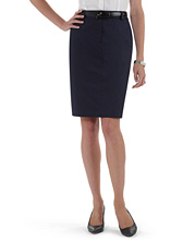 Petite Country Club Cotton Stretch Skirt