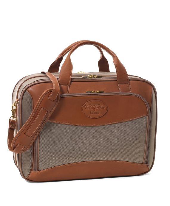 Hartmann Two-Zip Carry-On Tan