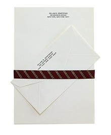 Executive Stationery - 100 Sheets & Envelopes