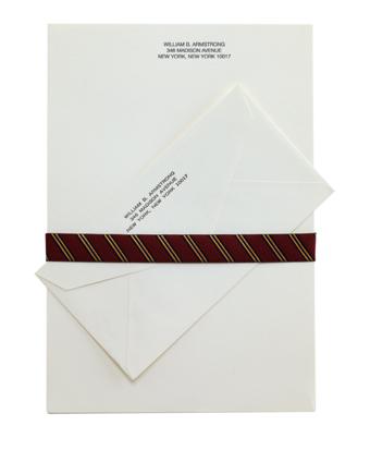 Executive Stationery - 100 Sheets & Envelopes