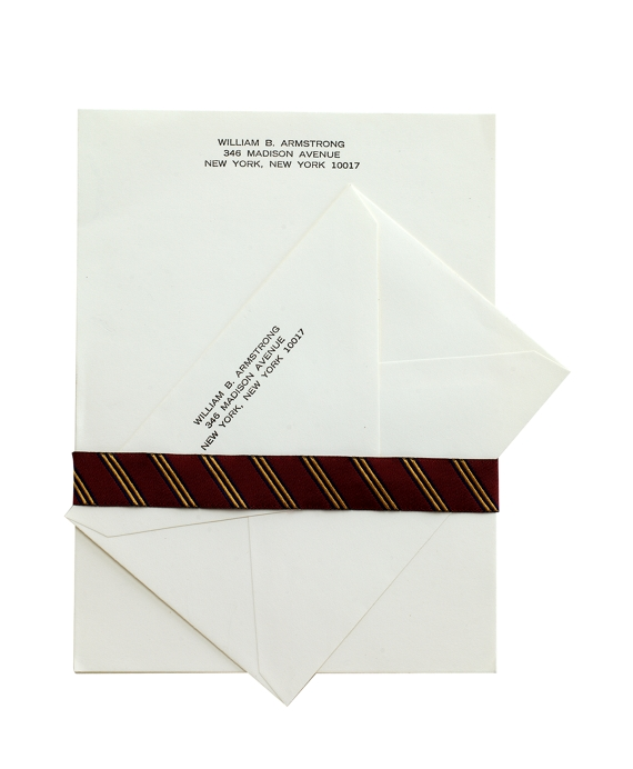 Letter Stationery - 50 Sheets & Envelopes Ivory