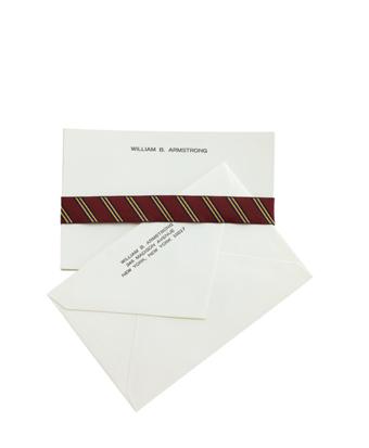 Correspondence Cards - 100 Cards & Envelopes
