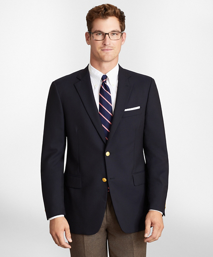 Madison Fit Two-Button Classic 1818 Blazer