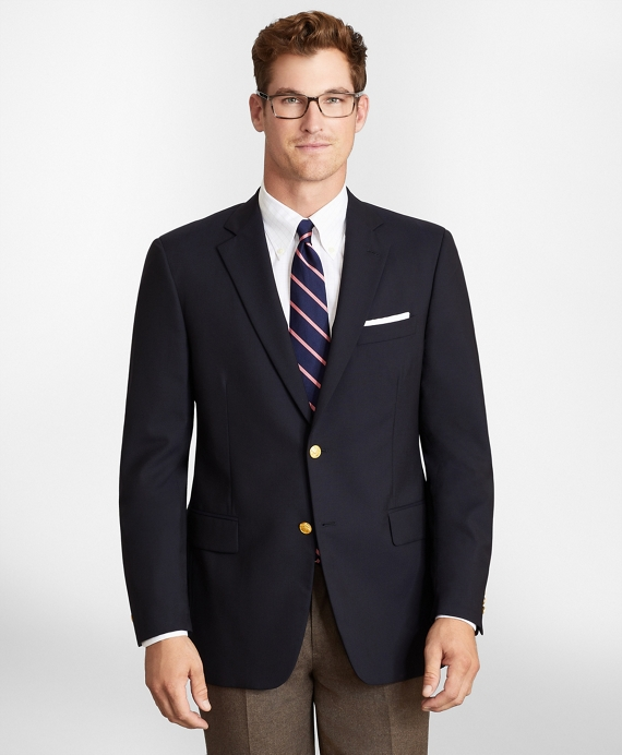 Madison Fit Two-Button Classic 1818 Blazer Navy