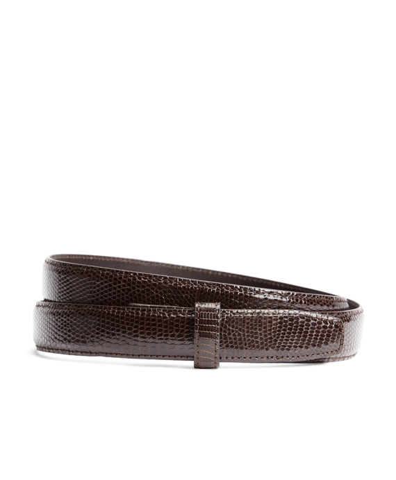 Lizard Strap Brown