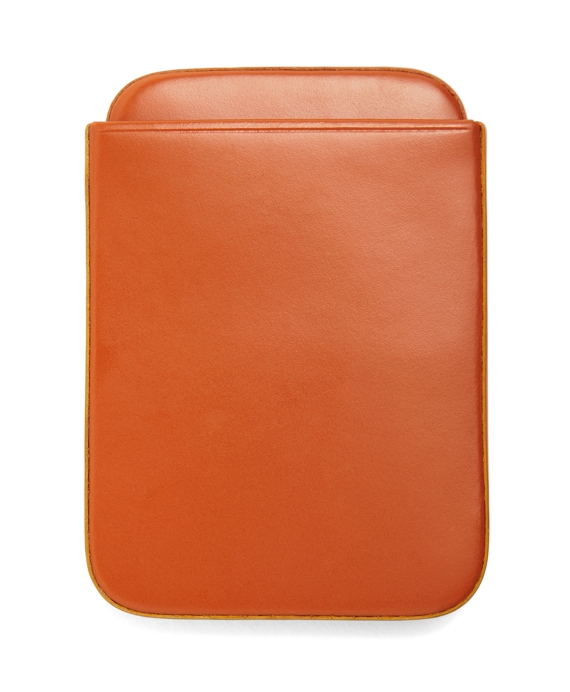Peal & Co.  Sliding Card Case British Tan