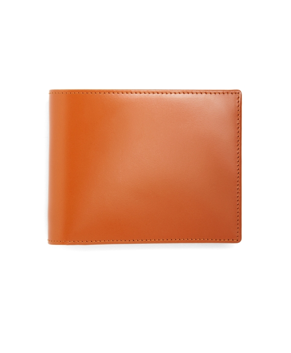 Peal & Co.® Wallet with Coin Case British Tan