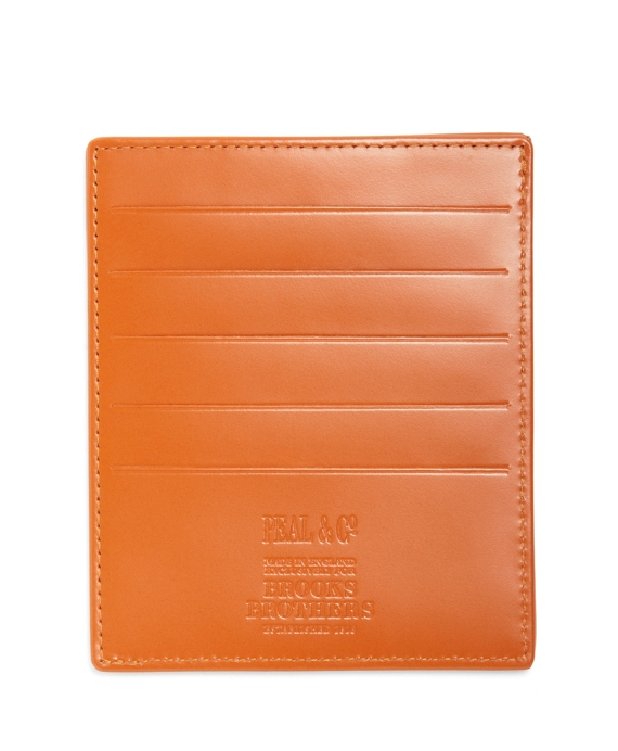 Peal & Co.® Shirt Pocket Wallet British Tan