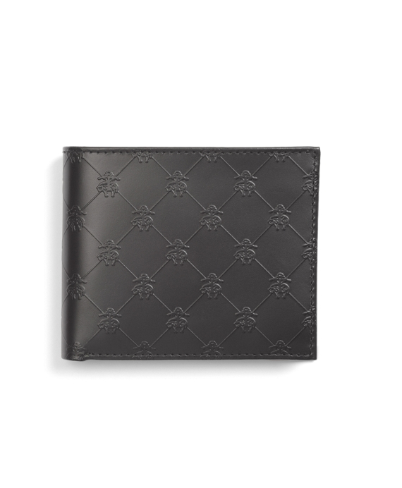 Golden Fleece® Embossed Wallet Black