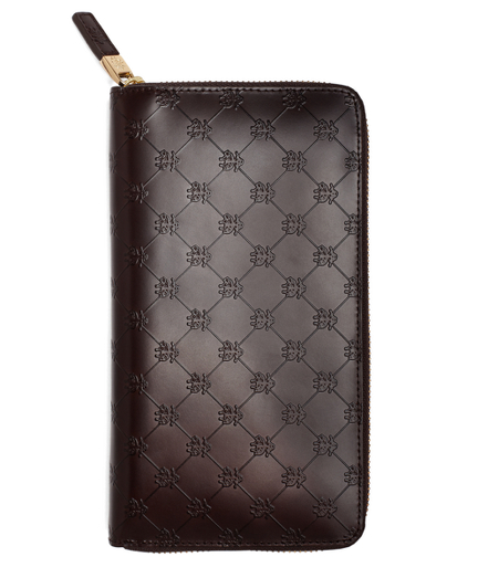 Golden Fleece® Embossed Travel Wallet