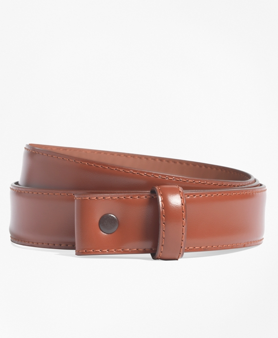 Leather Strap British Tan