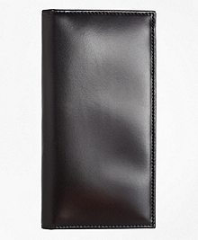 French Calfskin Checkbook Cover