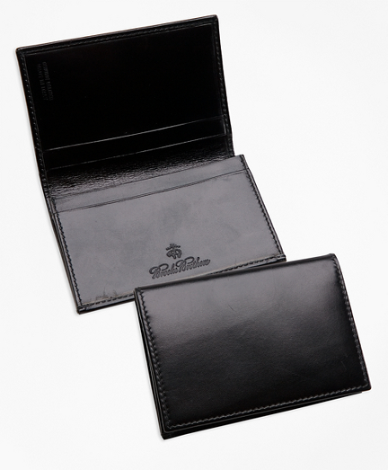French Calfskin Business Card Case