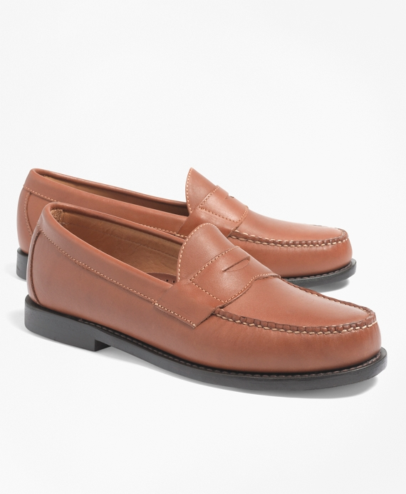 Classic Penny Loafers British Tan