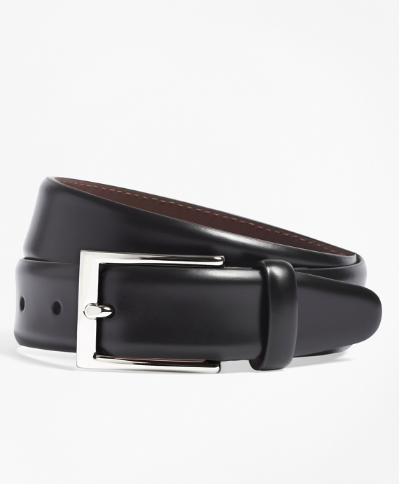 Feather Edge Belt Black