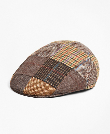 Brooks Brothers Patchwork Ivy Cap